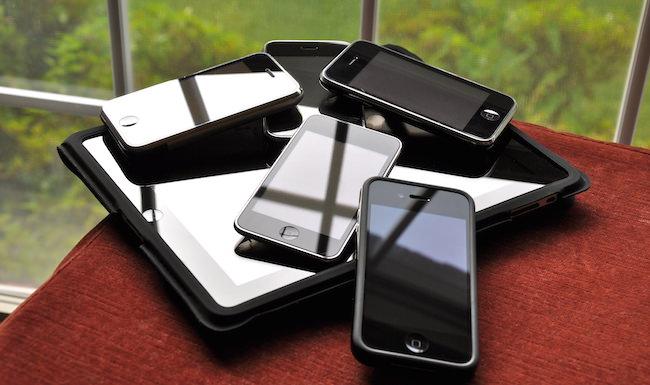 test de velocidad en dispositivos móviles